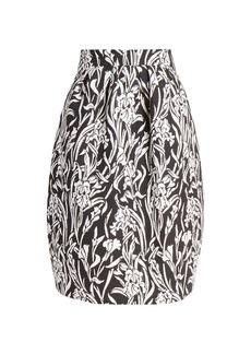 Givenchy Jacquard Pencil Skirt