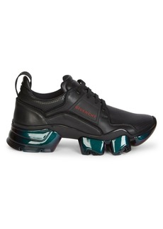 Givenchy Jaw Lug Sole Iridescent Sneakers