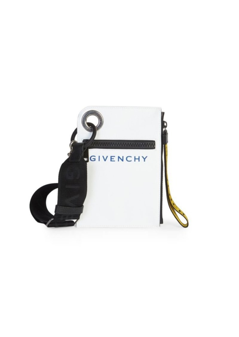 dfeb71bd On Sale today! Givenchy Jaw Slim Cross-Body Bag In Coated Canvas