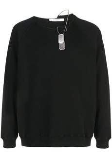Givenchy jersey sweatshirt