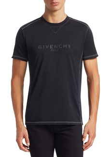Givenchy K-Vintage Logo T-Shirt