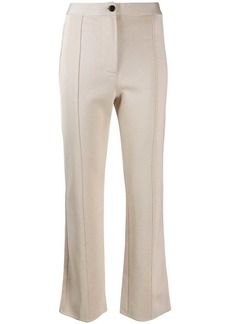 Givenchy kick flare trousers