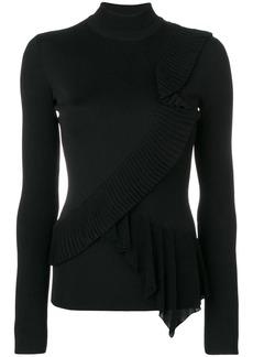 Givenchy knit long sleeves top