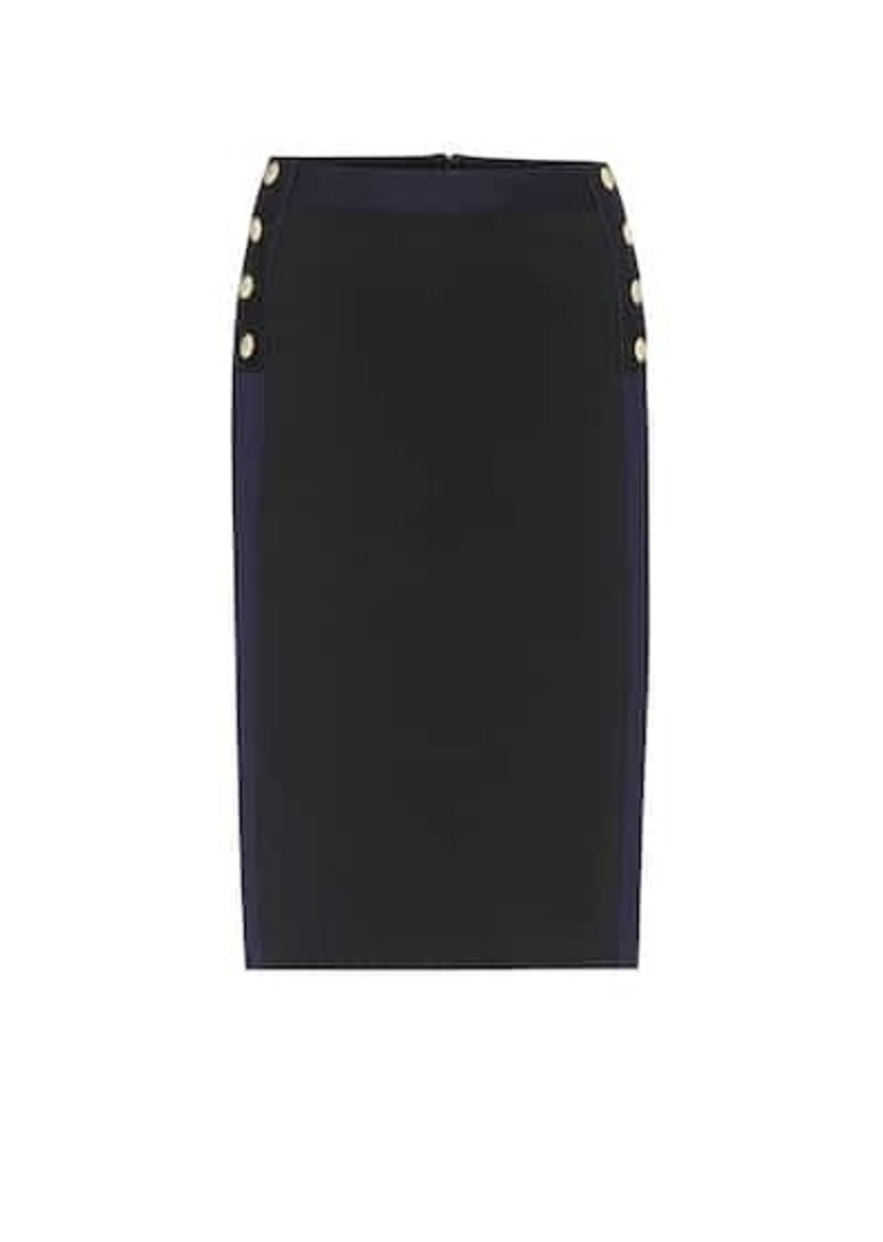 Givenchy Knit midi skirt