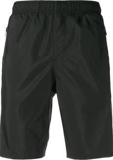 Givenchy lace detail swim shorts