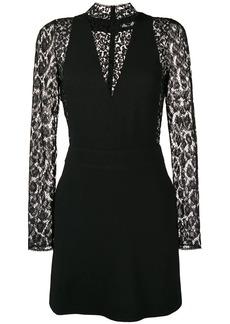 Givenchy lace leopard-print dress