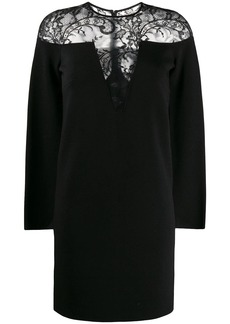 Givenchy lace top dress