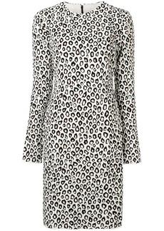 Givenchy leopard print dress
