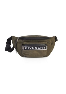 Givenchy 4G Bum Bag In Nylon