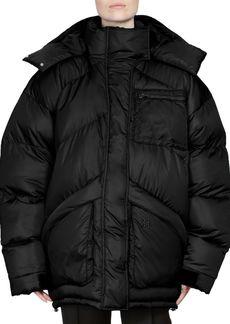 Givenchy Light Logo Puffer Jacket