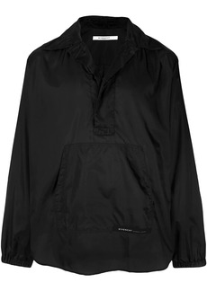 Givenchy lightweight pullover jacket