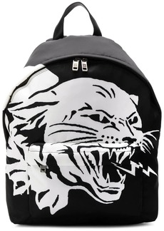Givenchy Lion print backpack