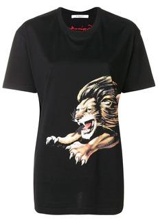 Givenchy Lion print T-shirt