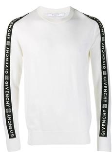 Givenchy logo band sweatshirt