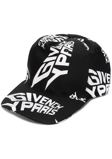 Givenchy logo baseball cap