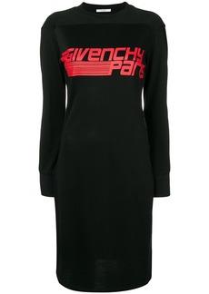 Givenchy logo dress