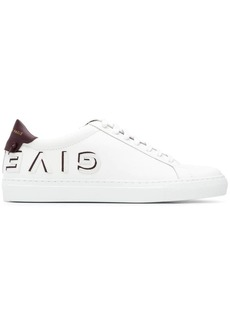 Givenchy logo lace-up sneakers