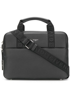 Givenchy logo laptop bag