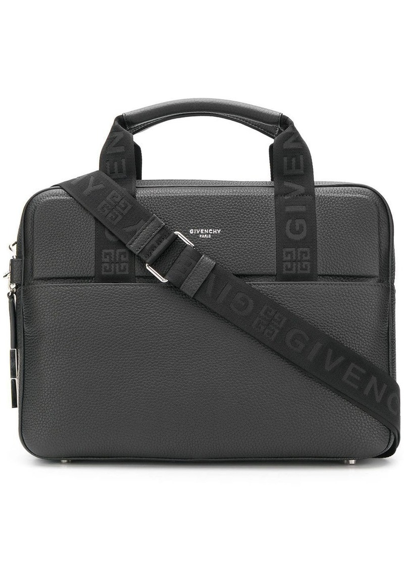 Givenchy logo laptop bag