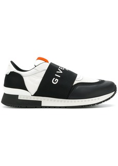 Givenchy logo panel sneakers
