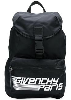Givenchy logo-print backpack