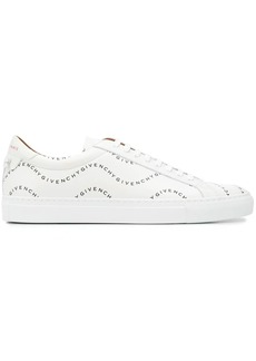 Givenchy logo printed sneakers