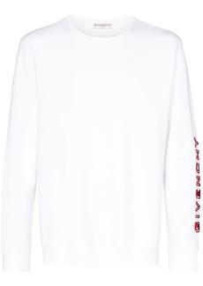 Givenchy logo sleeve T-shirt