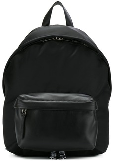 Givenchy logo strap backpack