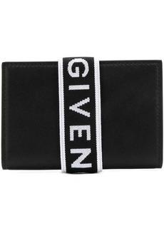 Givenchy logo urban card case