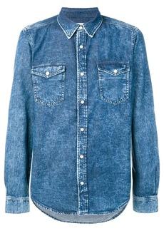 Givenchy long-sleeve denim shirt