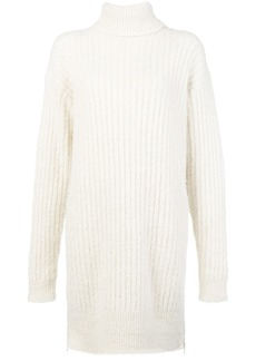 Givenchy longline knitted jumper