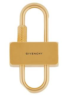 Men's Givenchy Small 4G Padlock - Metallic