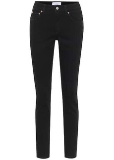 Givenchy Mid-rise skinny jeans