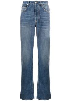 Givenchy mild stonewashed straight jeans