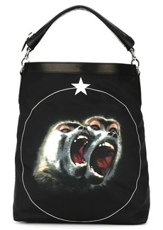 Givenchy Monkey Brothers shoulder bag