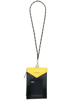 Givenchy neck strap cardholder