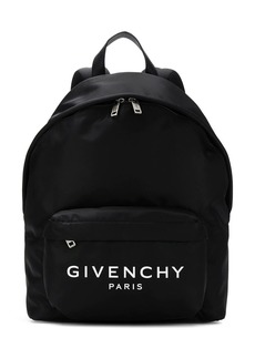 Givenchy nylon logo back pack