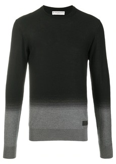 Givenchy ombre-style jumper