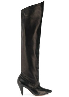 Givenchy over the knee boots