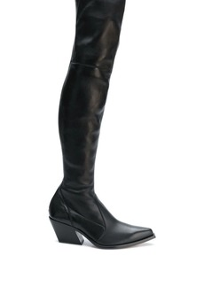 Givenchy over-the-knee boots