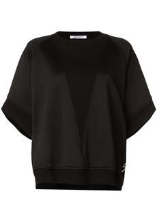 Givenchy oversized asymmetric sweatshirt