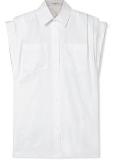 Givenchy Oversized Cotton-poplin Shirt