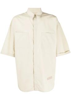 Givenchy oversized short-sleeved shirt