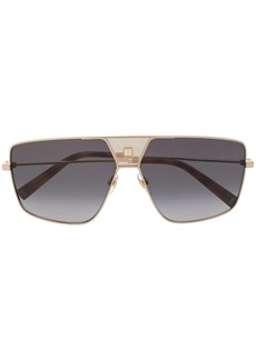 Givenchy oversized square frame sunglasses