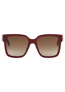 Givenchy Oversized Square Sunglasses