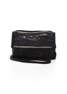 Givenchy Mini Pandora Pepe Leather Crossbody Bag