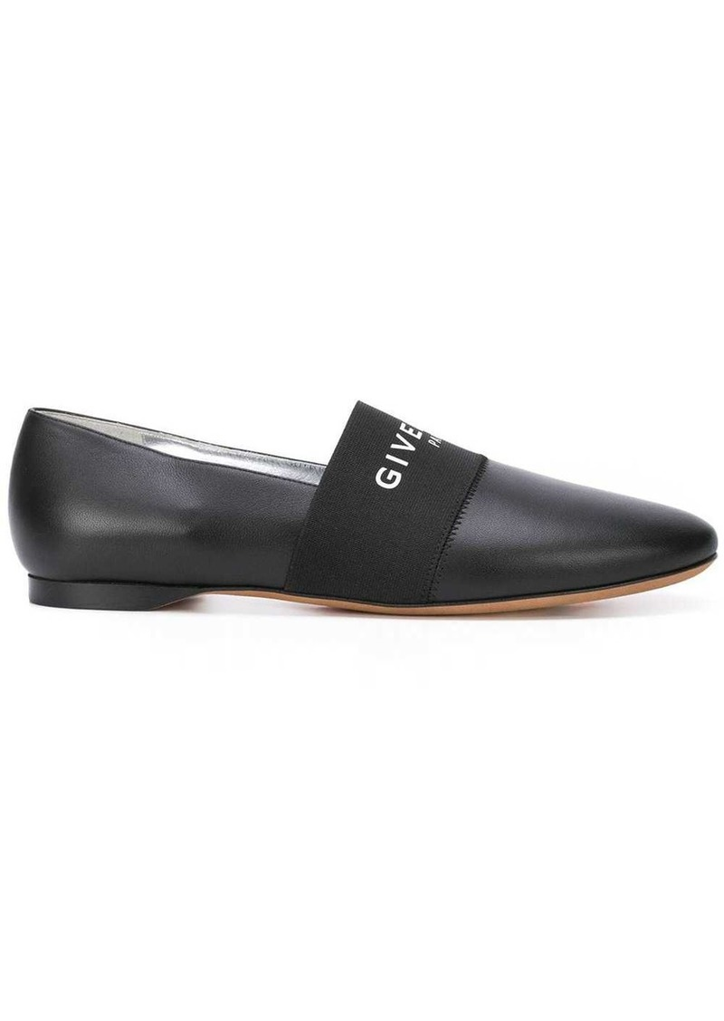 Givenchy Paris flat slippers