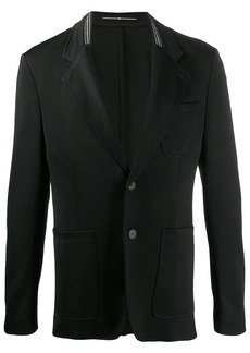Givenchy patch pocket blazer