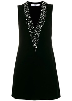Givenchy pearl embellished short dress