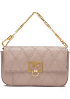 Givenchy Pink Diamond Mini Pocket Bag